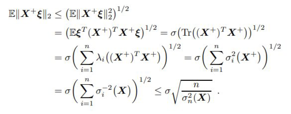 An example of an aligned equation