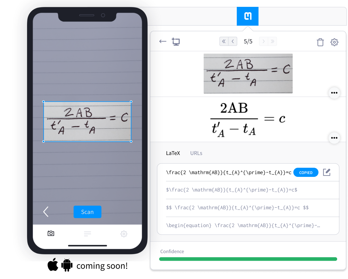 Mathpix Snip